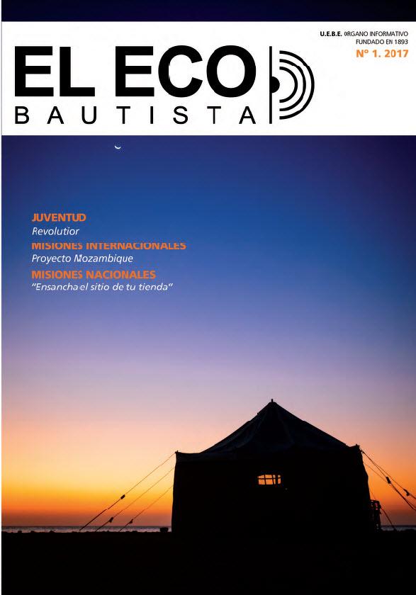 El Eco Bautista 01-2017
