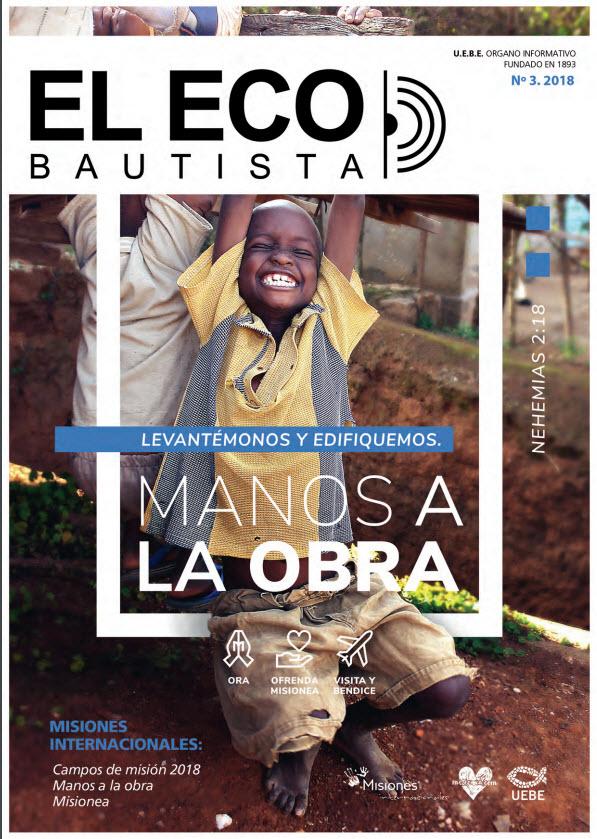 El Eco Bautista 03-2018