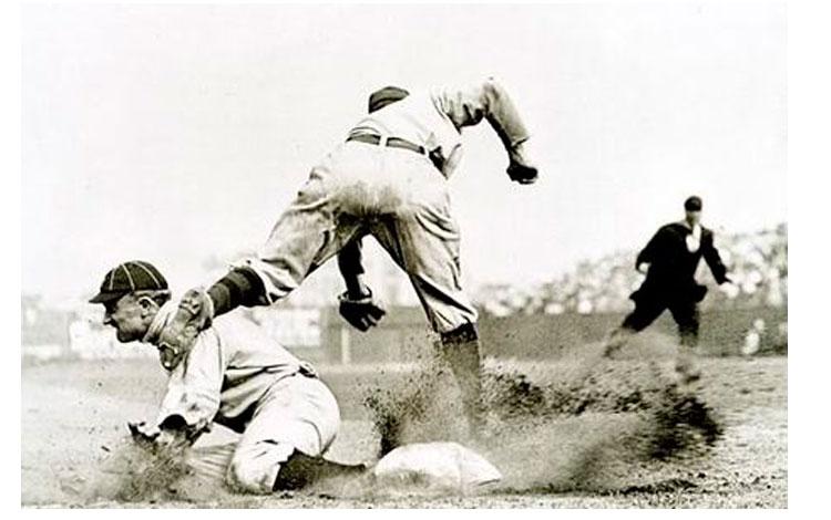 Fotografía y fe: Partido de béisbol